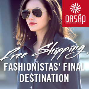 Oasap the New fashion Style!