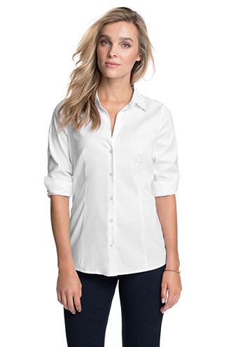 Must-have Fall-winter 15:white shirt Esprit!