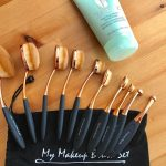 staybeautiful with mymakeupbrushset this 10 piece set gives you sohellip