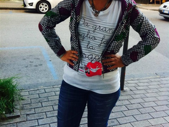 I love T-Shirt!!!!!!8