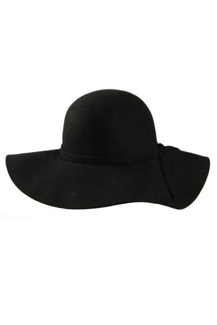 elegant-waved-brim-woolen-french-hat