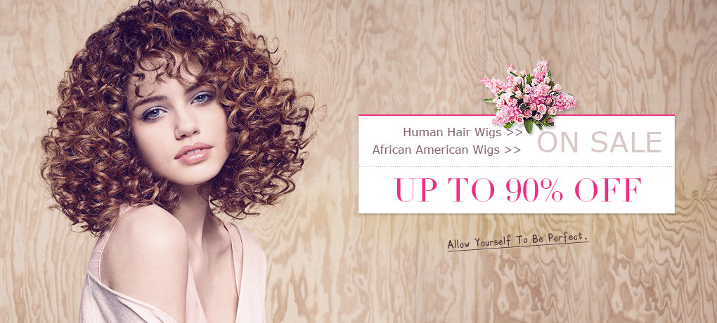Change your Hairstyle with Wigsbuy