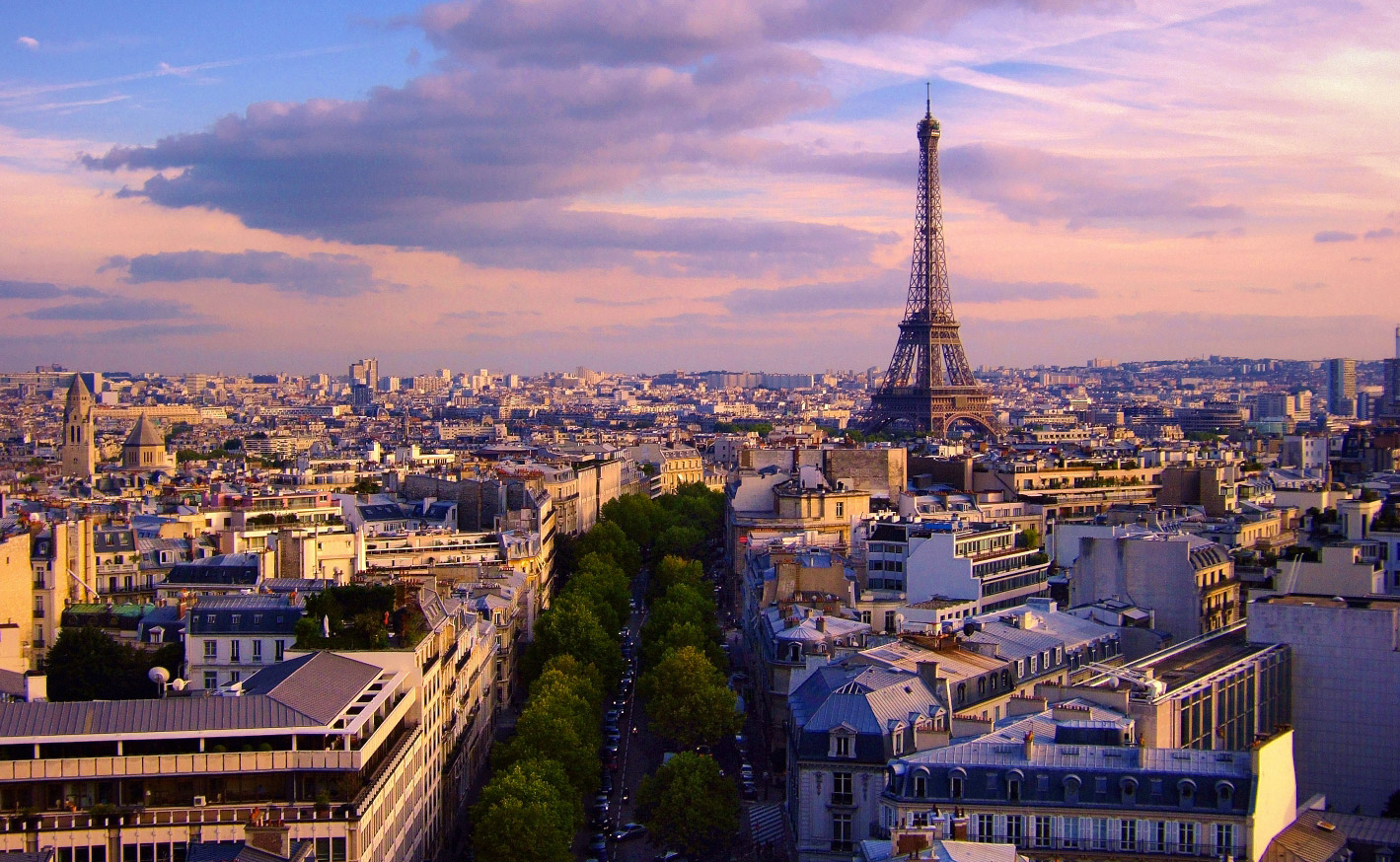 Win a Trip to Paris with Jollychic!