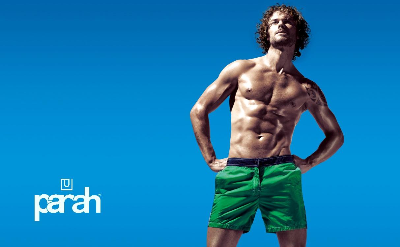 Parah Beachwear Uomo SS 15