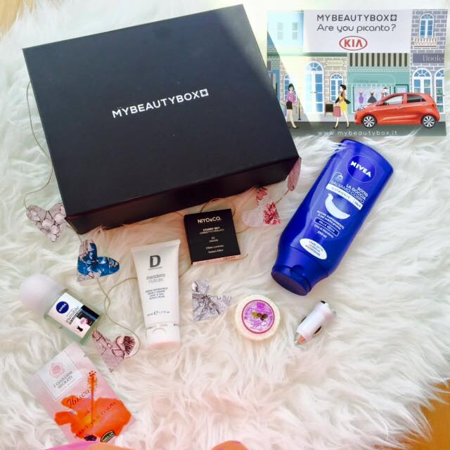 My Beauty Box – Are you Picanto?