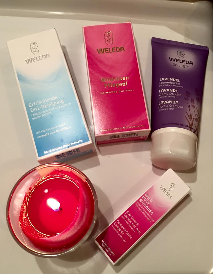 Weleda:Cosmesi ecobio sicura per la pelle