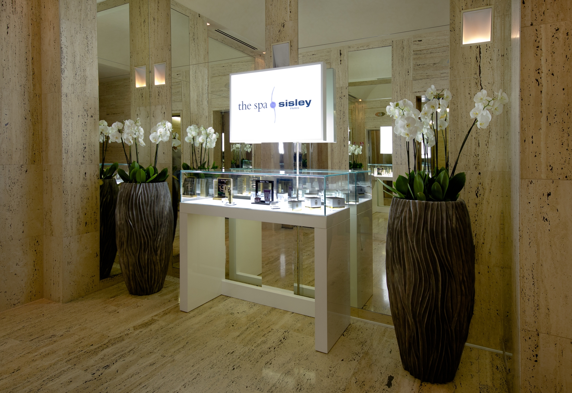 A SAN VALENTINO NELLE SPA BY SISLEY