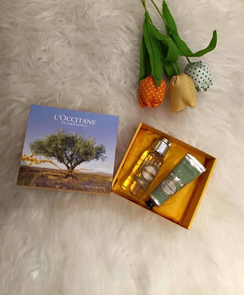 gift set l'occitane