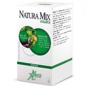 Natura Mix Vitalità:l'alleato adatto per combattere la routine!