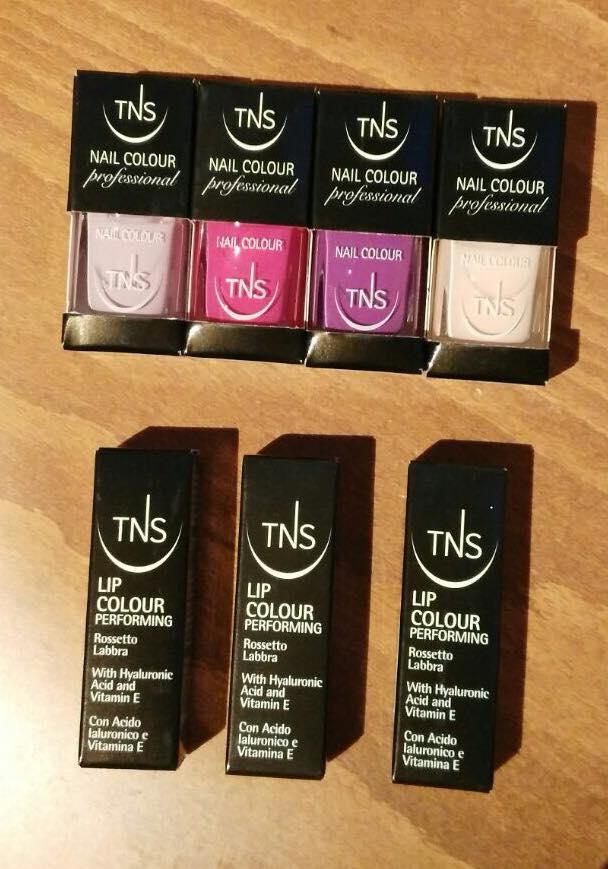 TSN Cosmetics:un'esplosione di colori e felicità