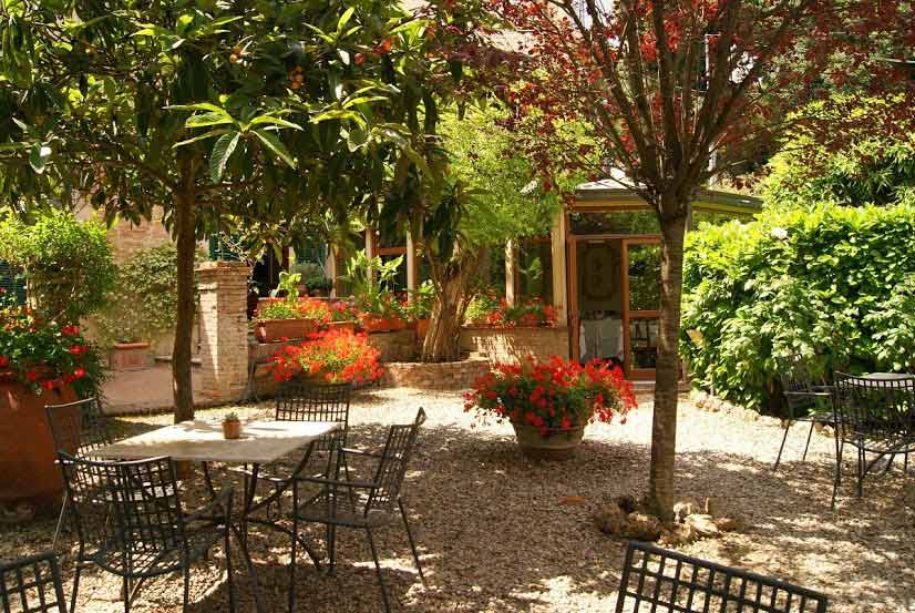 Vacanze in Toscana all'Hotel Santa Caterina