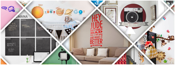 Personalizzare la casa con Tenstickers.it