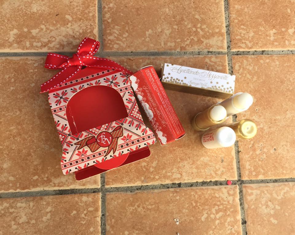 campanella natalizia bv-2