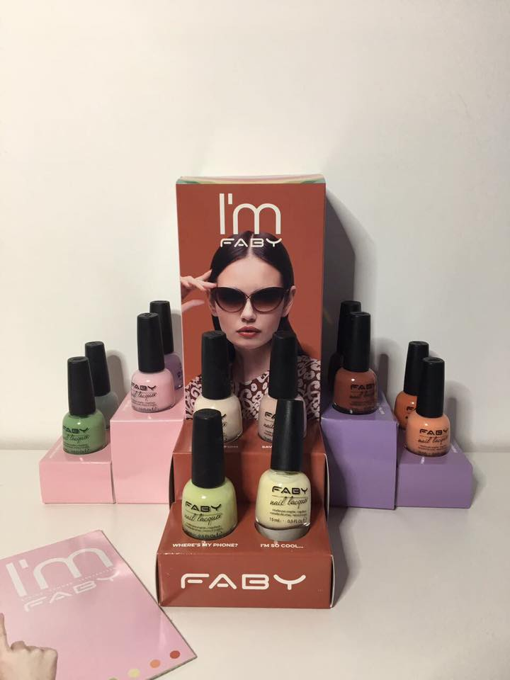 Unghie 2017 i colori di tendenza firmati Faby