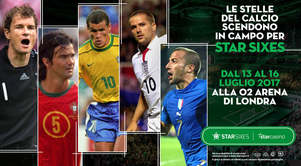 STAR SIXES | StarCasinò