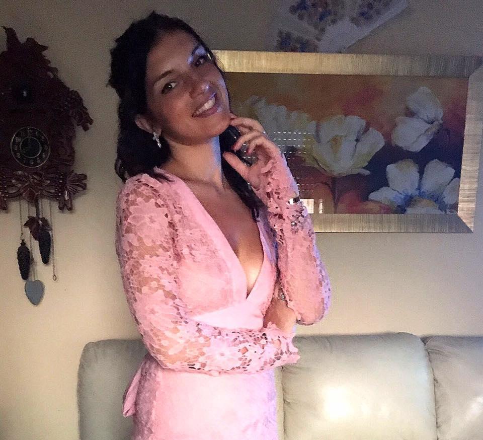 Sos Damigella:un abito in pizzo rosa antico