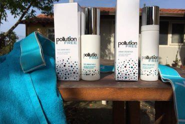 Proteggi la pelle dagli agenti esterni con POLUTION FREE