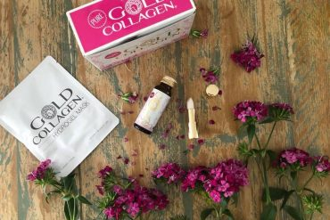 Gold collagen: il mio rituale di bellezza