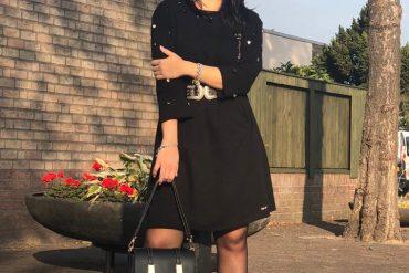 Indossare il nero senza annoiarsi