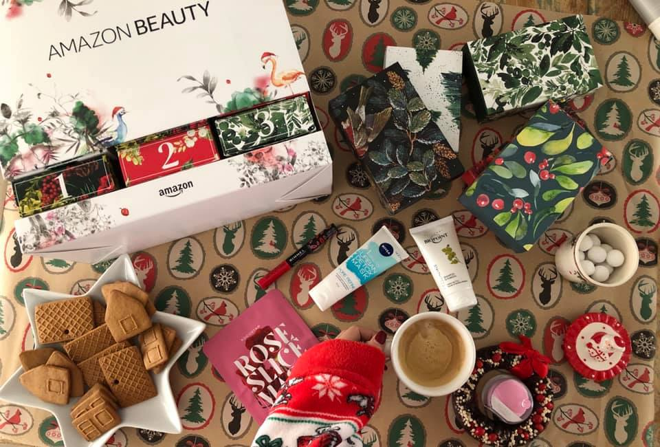 Nivea Calendario Avvento.Amazon Beauty E Il Calendario Dell Avvento Mrs Noone Di