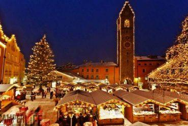 Mercatini di Natale in Italia:ecco le mete da non perdere