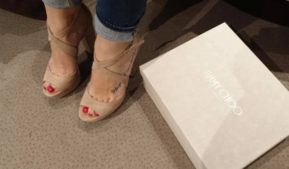 Scarpe estate 2019:i must have firmati Jimmy Choo