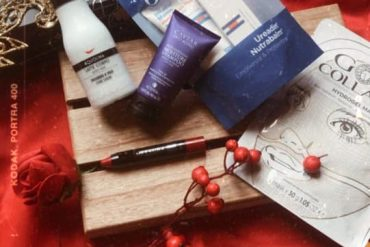 MYBEAUTYBOX LET IT SHINE dICEMBRE 2019