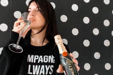 Come abbinare gli champagne al cibo.