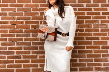 Collo alto si grazie:il maglione caldo e avvolgente dell'inverno