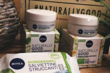 Nivea presenta:Naturally Good